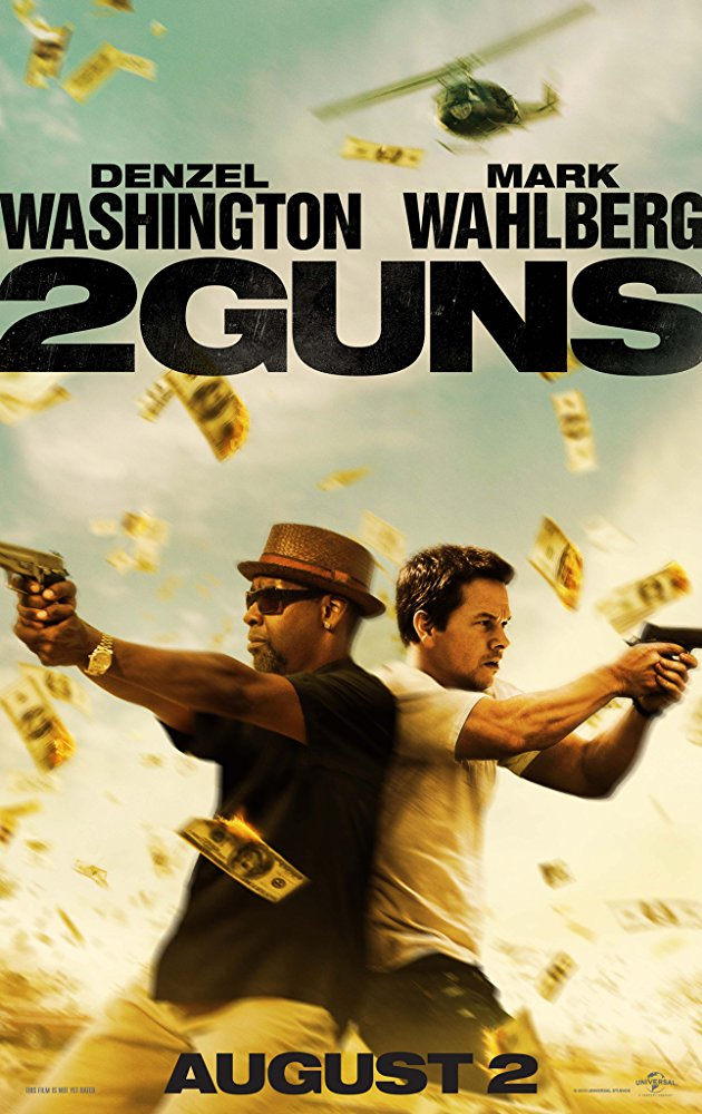 2 Guns (2013) (Rating 7,3) DVD1644