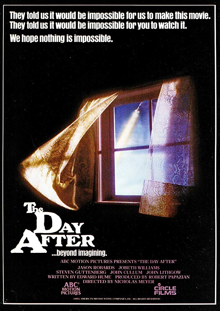FREE ON YOUTUBE The Day After (1983) (Rating 8,0) DVD43