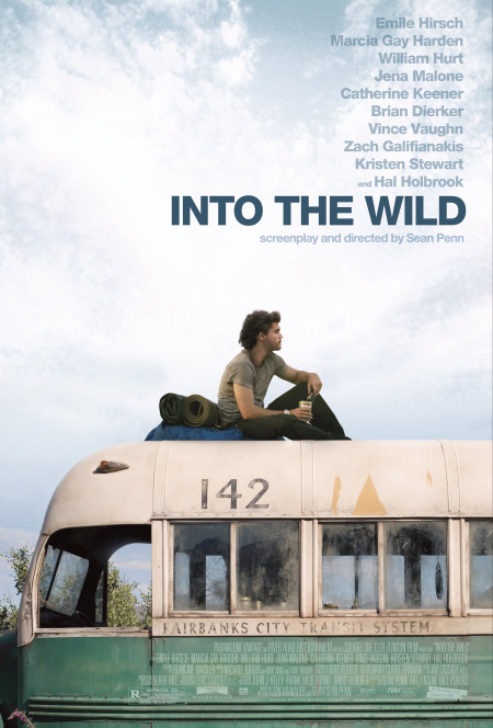 FREE ON YOUTUBE Into The Wild (2007) (Rating 8,0) DVD7642
