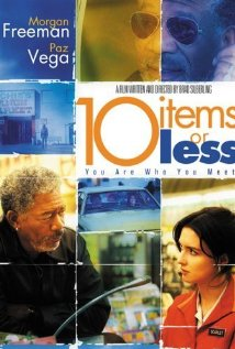 10 Items or Less (Rating 6,9) DVD8655