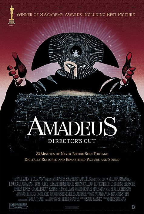 Amadeus (1984) (Rating 8,3) DVD52