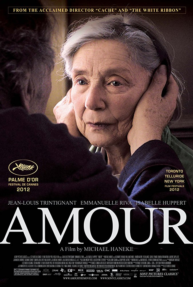 Liebe - Amour (2012) (Rating 9,0) DVD6940
