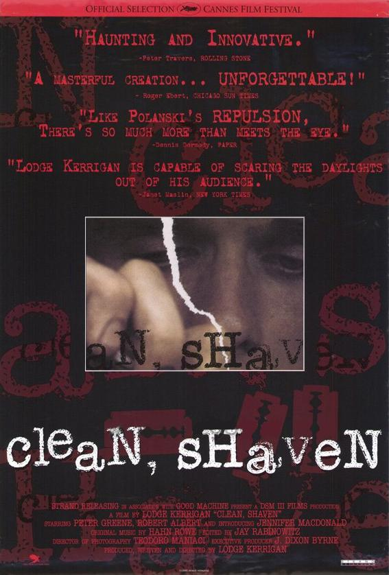 Clean, Shaven (1993) (Rating 7,3) DVD5148