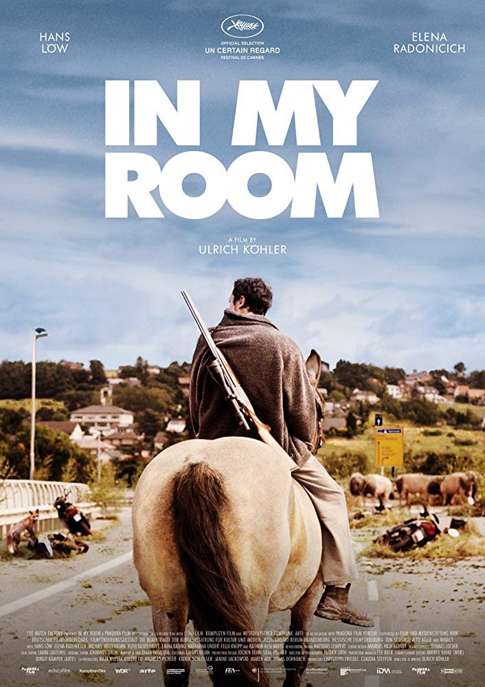 In My Room (2018) (Rating 7,3) (Coming Soon on DVD at Filmkunstbar Fitzcarraldo)