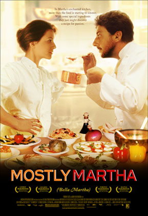 Mostly Martha - Bella Martha (2001) (Rating 7,3) DVD46