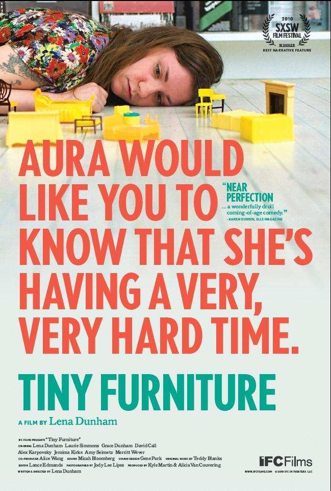Tiny Furniture (2010) (Rating 7,5) (OF) DVD7977
