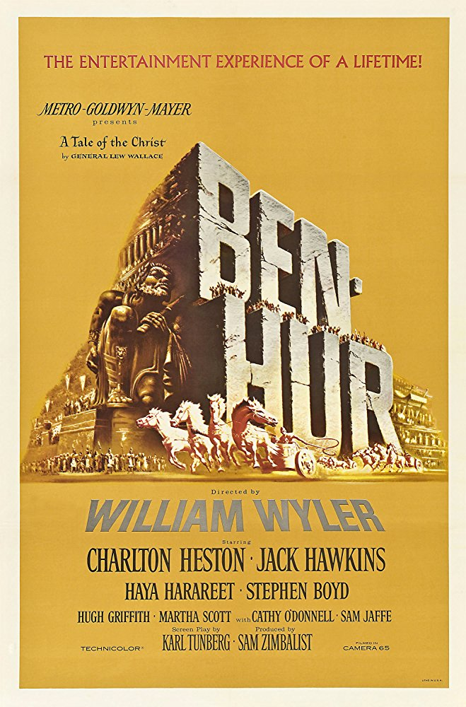 Ben Hur (1959) (Rating 8,1) DVD16