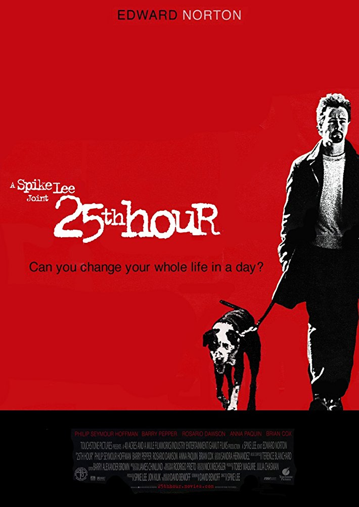 FREE ON YOUTUBE 25 Stunden - 25th Hour (2002) (Rating 8,0) DVD57