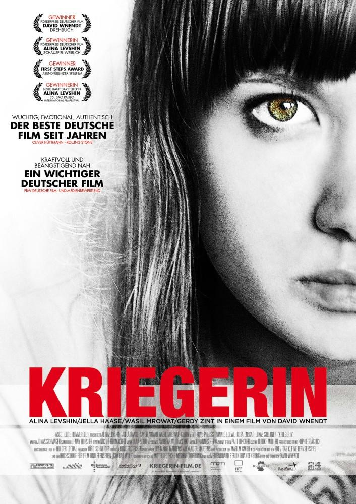 FREE ON YOUTUBE Combat Girls - Kriegerin (Rating 7,9) DVD6211