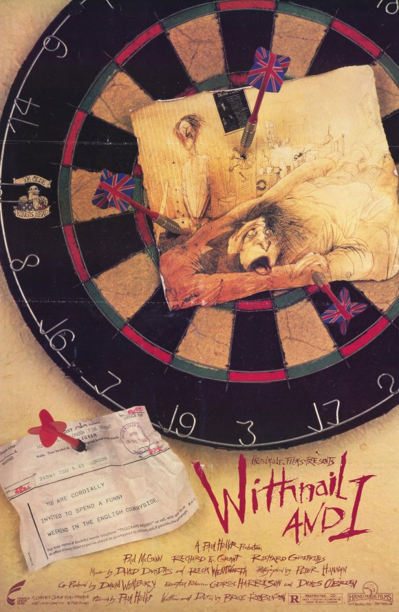 FREE ON YOUTUBE  Withnail & I (1987) (Rating 9,0) (OmeU) DVD5305