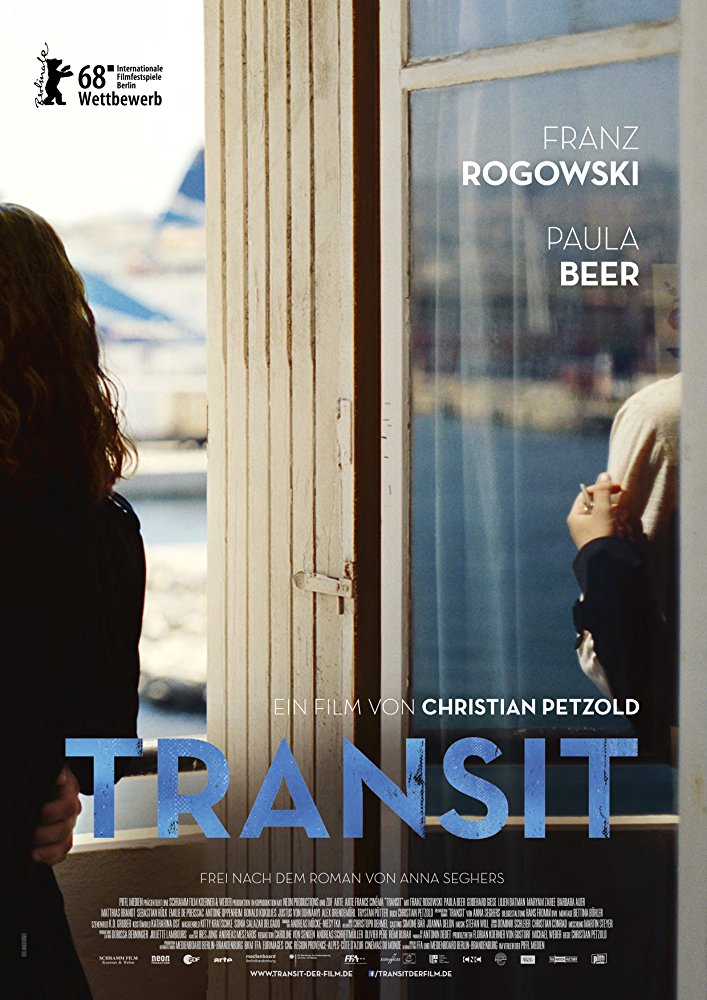 Transit (2018) (Rating 8,9) DVD10448