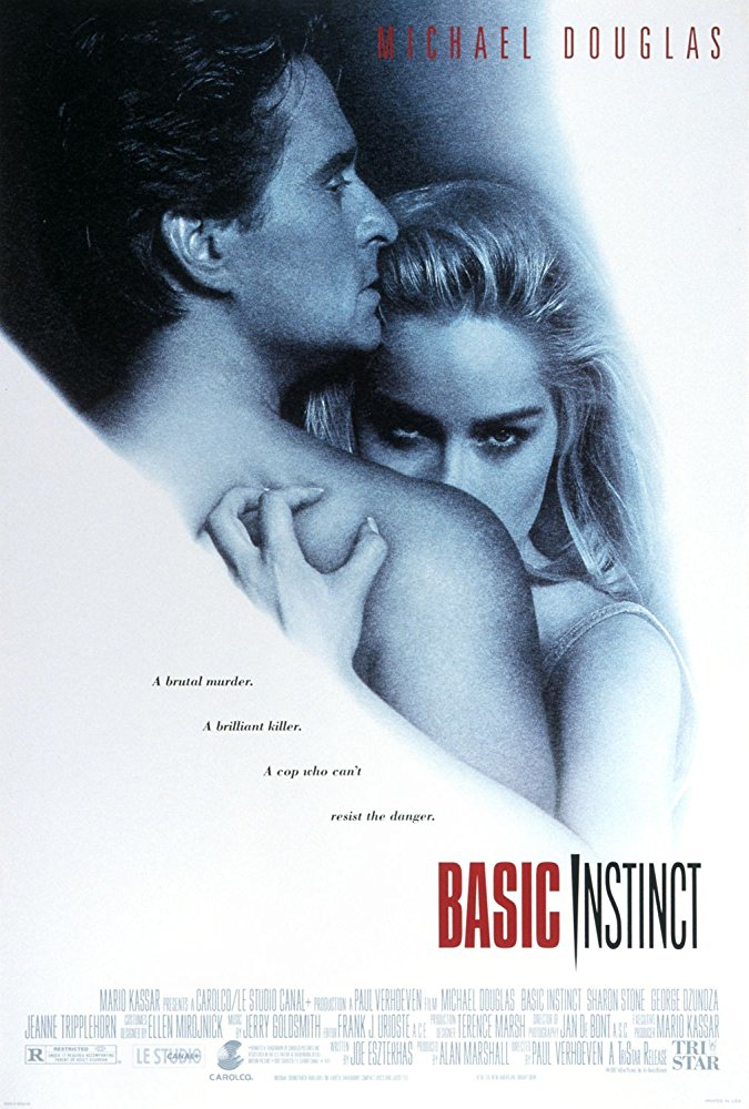 Basic instinct (1992) (Rating 8,0) DVD48