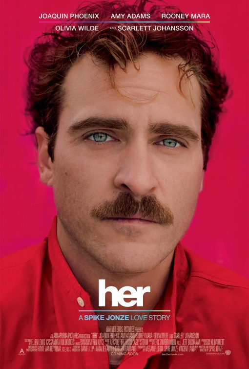 Her (2013) (Rating 8,6) DVD2035