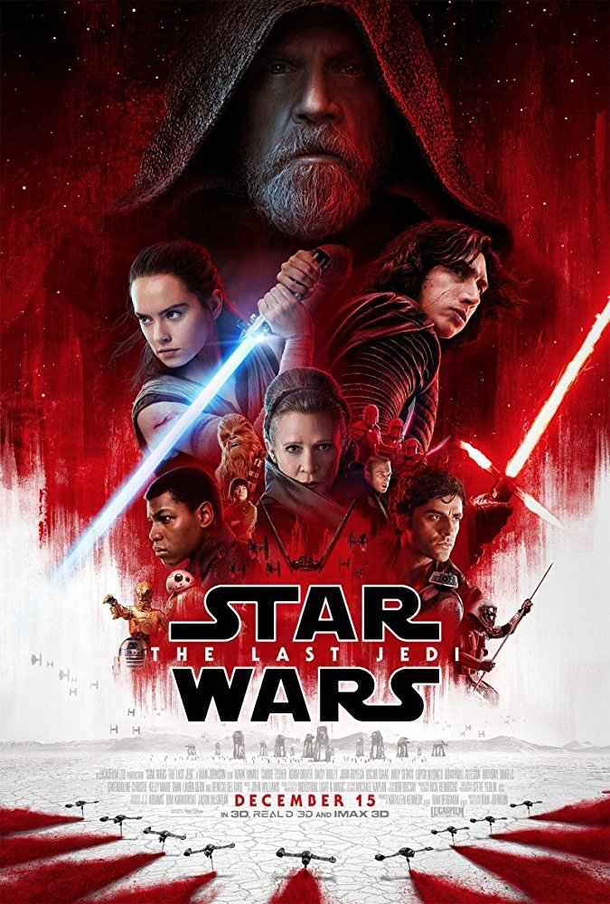 Star Wars: Die letzten Jedi - Star Wars: Episode VIII - The Last Jedi (2017) (Rating 8,1) DVD10.166