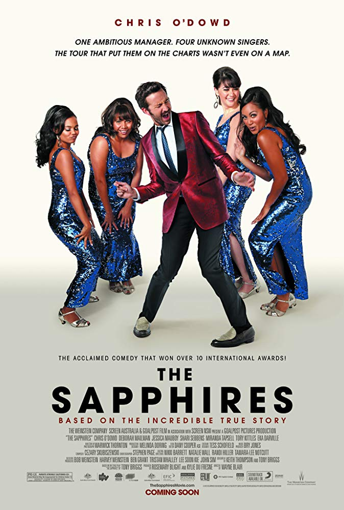 The Sapphires (2012) (Rating 5,8) (OmeU) DVD2604