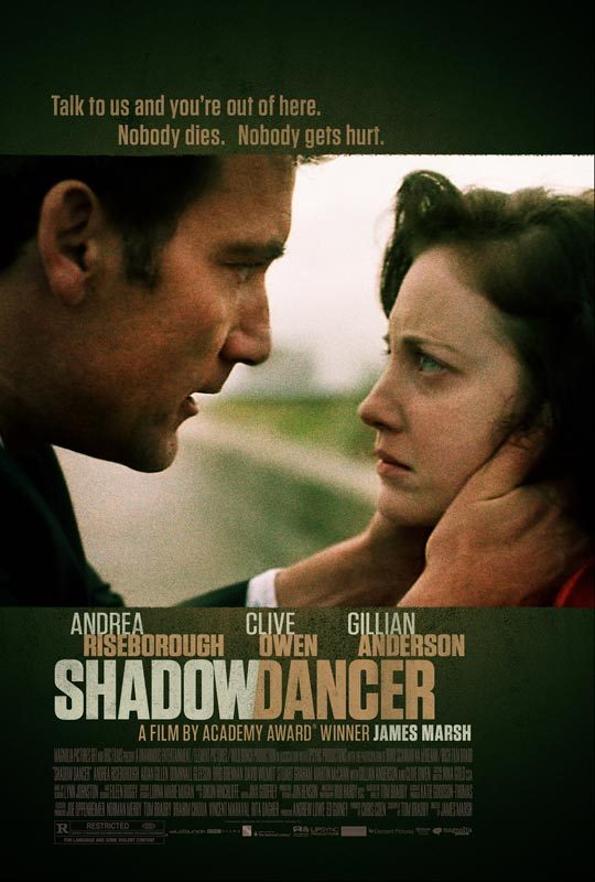 Shadow dancer (2012) (Rating 7,0) (OmeU) DVD2740