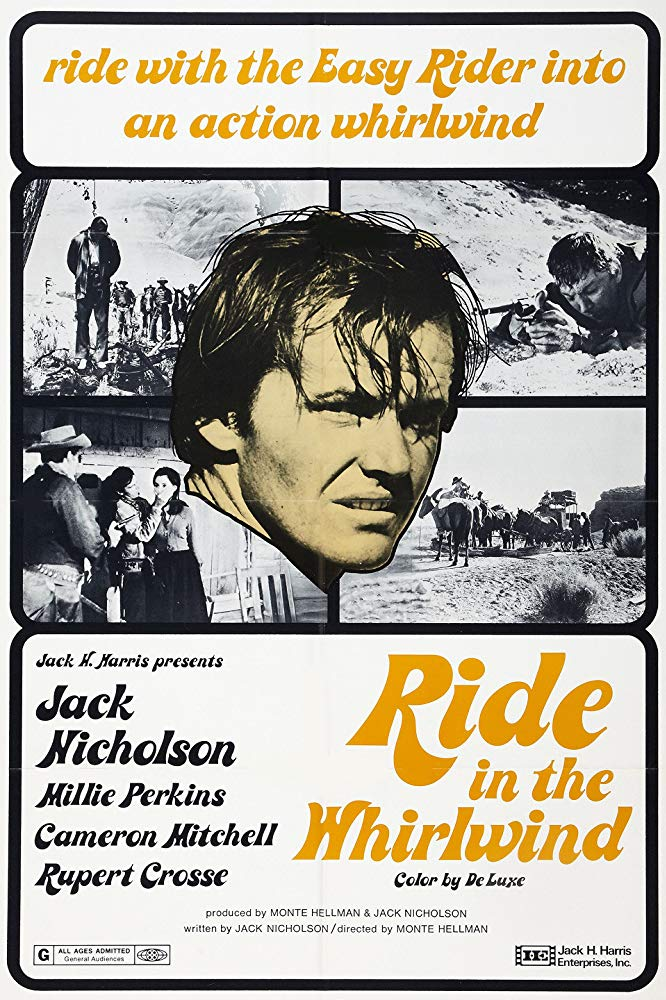 Ride in the whirlwind (1966) (Rating 7,5) (OF) DVD2564
