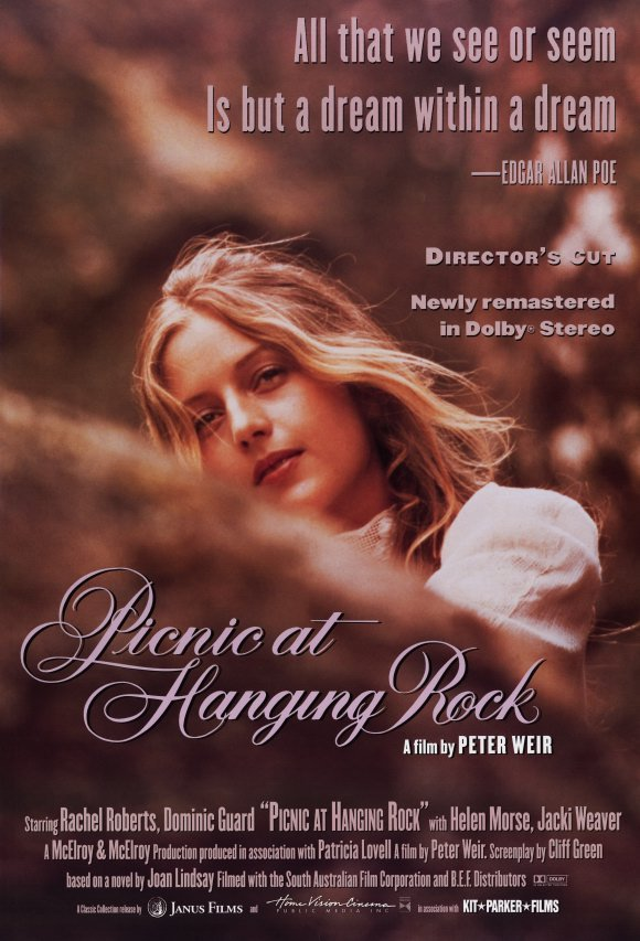 Picknick am Valentinstag - Picnic at Hanging Rock (1975) (Rating 9,0) DVD343