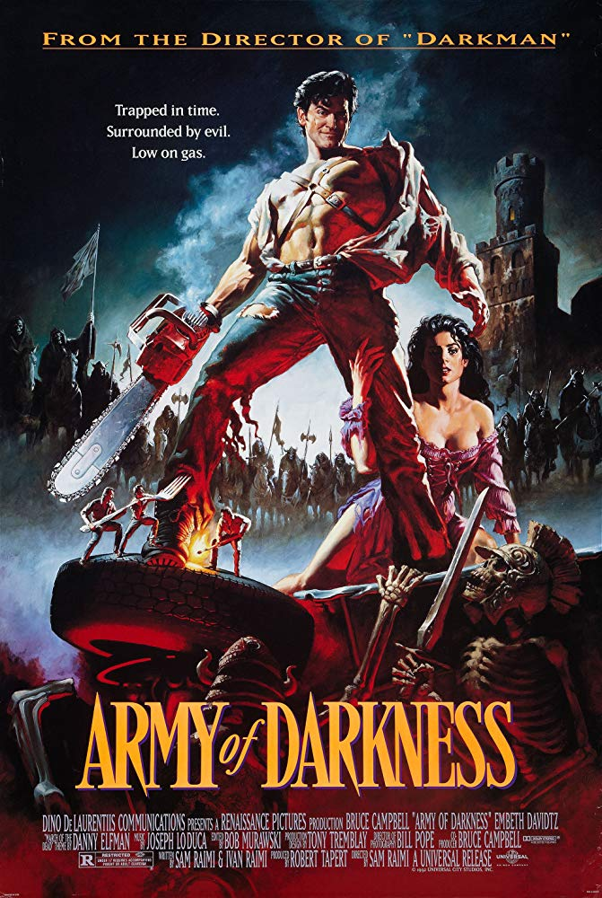 Armee der Finsternis - Army of Darkness (1992) (Rating 8,0) DVD-