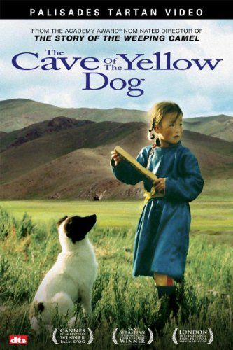The Cave of the Yellow Dog - Die Höhle des gelben Hundes (2005) (Rating 7,4) DVD3033