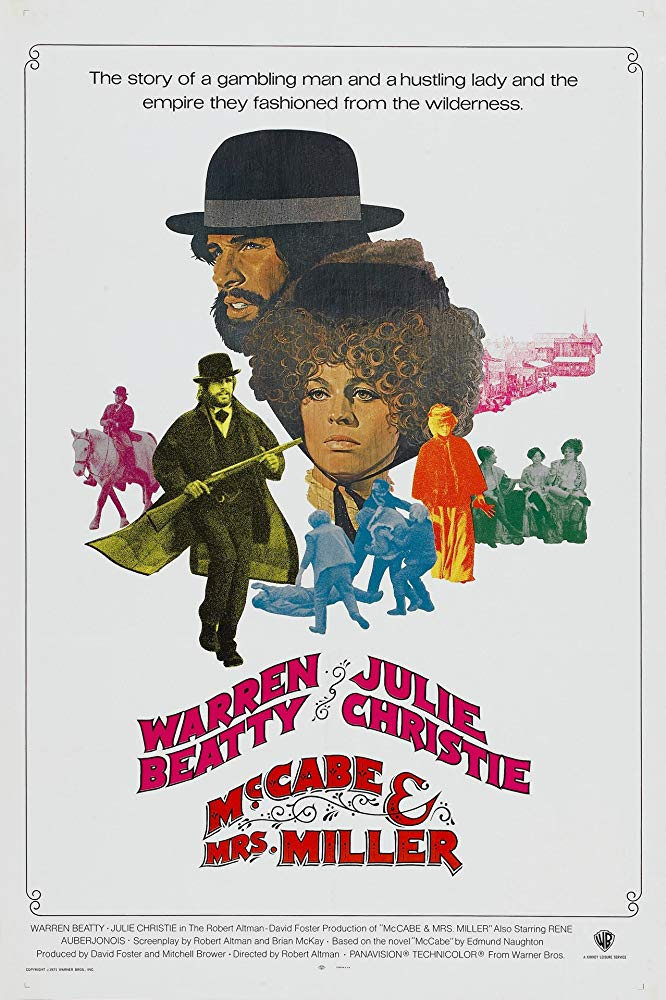 McCabe And Mrs. Miller - McCabe & Mrs. Miller (1971) (Rating 9,0) DVD233