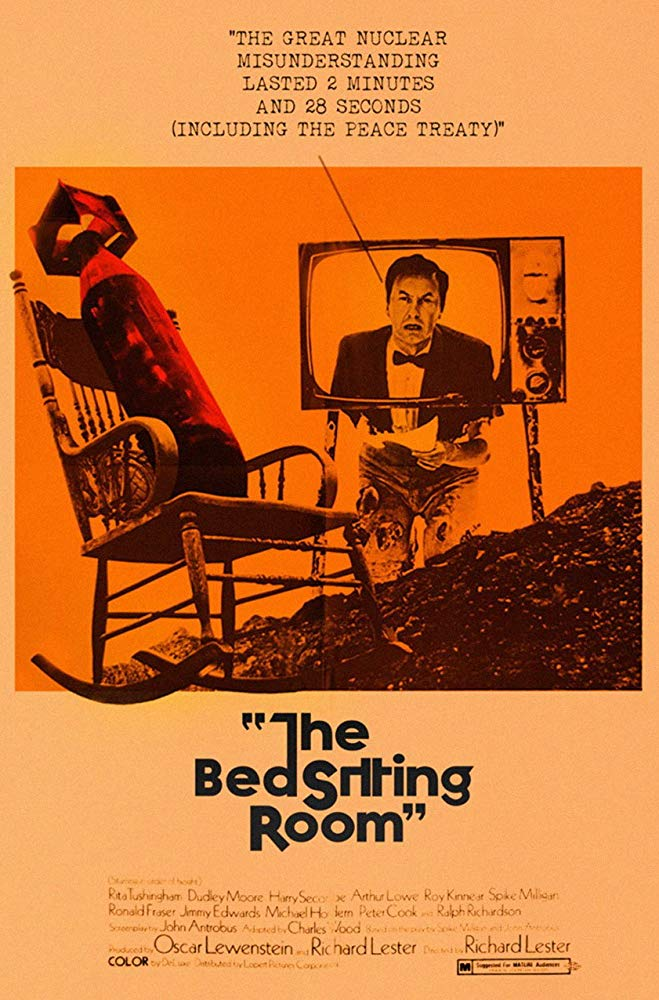 The Bed Sitting Room (1969) (Rating 8,5) (OmeU) DVD8711