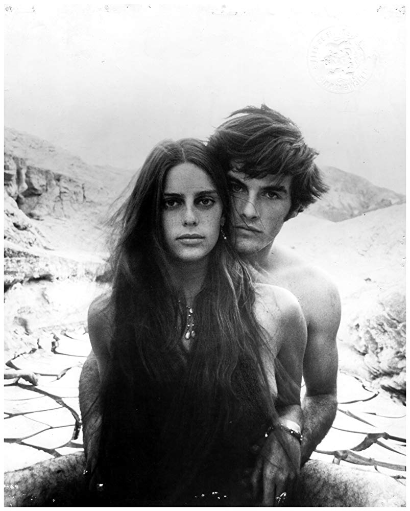 Zabriskie Point (1970) (Rating 6,0) DVD2626