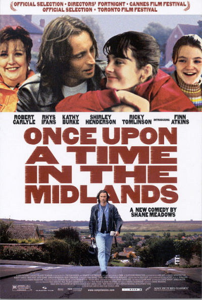 Once Upon a Time in the Midlands (2002) (Rating 7,9) (OmeU) DVD8158