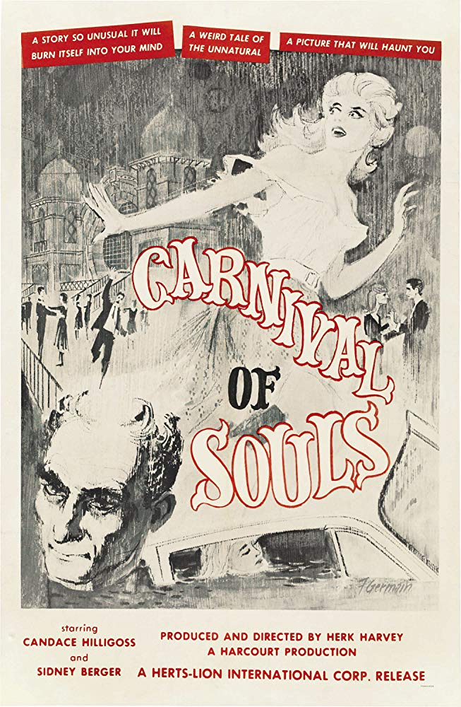 Carnival of souls (1962) (Rating 8,1) (OF) DVD3480