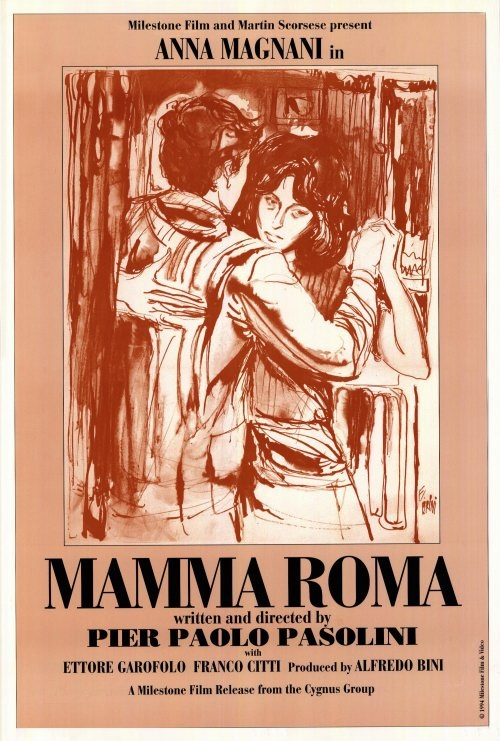 Mamma Roma (1962) (Rating 9,0) (OmeU) DVD3762