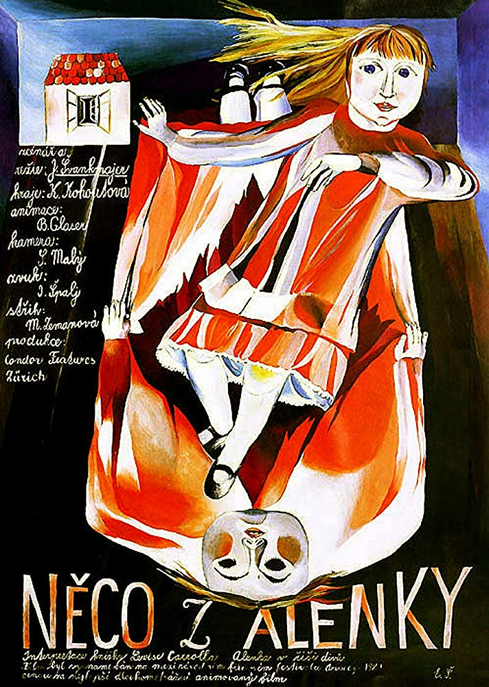 Alice - Neco z Alenky (1988) (Rating 9,0) (OmeU) DVD1512