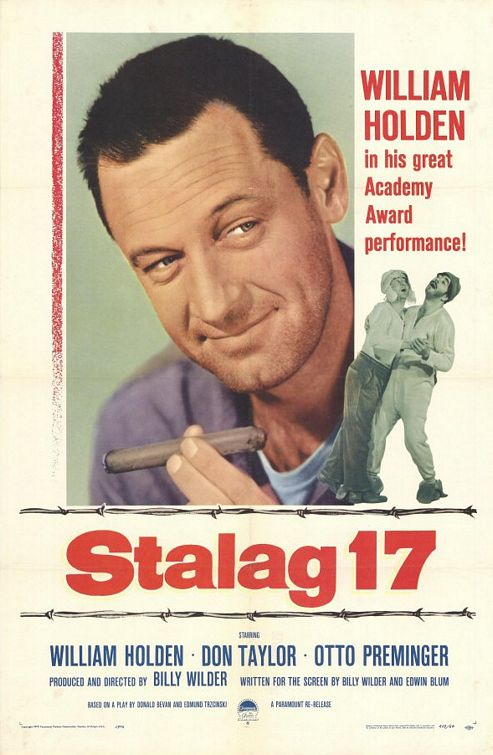 Stalag 17 (1953) (Rating 8,5) DVD893