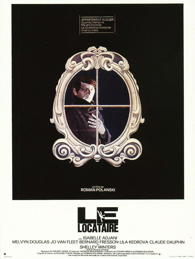 The Tenant - Der Mieter - Le locataire (1976) (Rating 9,0) DVD463