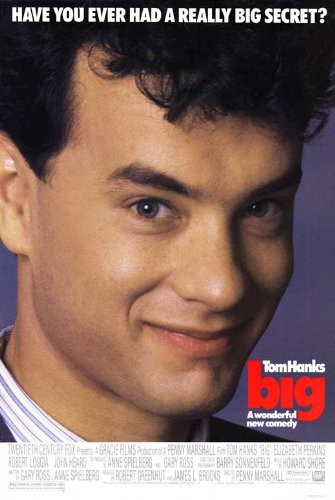 Big (1988) (Rating 7,6) DVD7882
