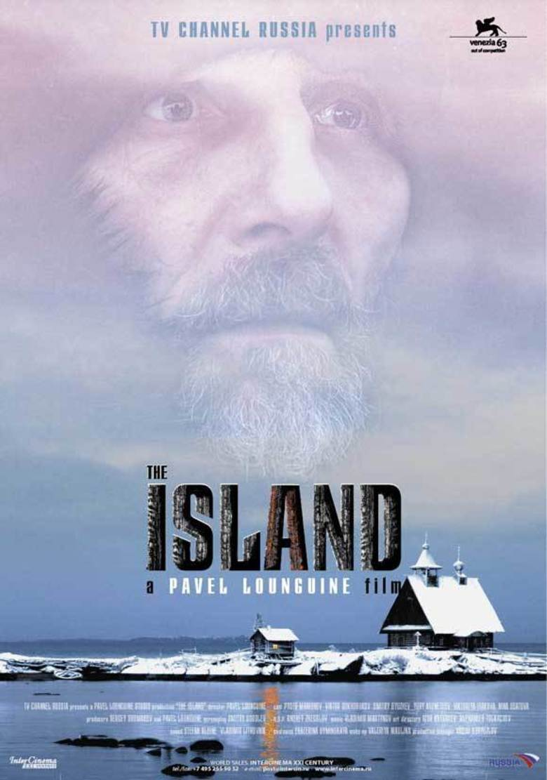 The island - Ostrov (2006) (Rating 8,6) (OmeU) DVD2558