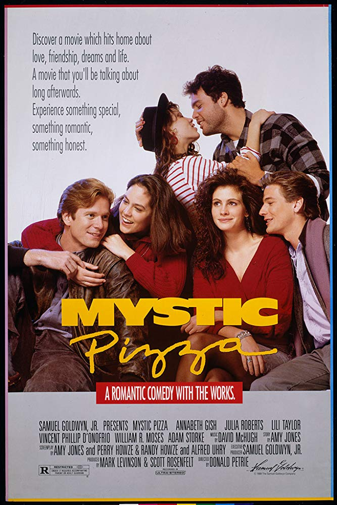 Mystic Pizza (1988) (Rating 7,5) DVD1509