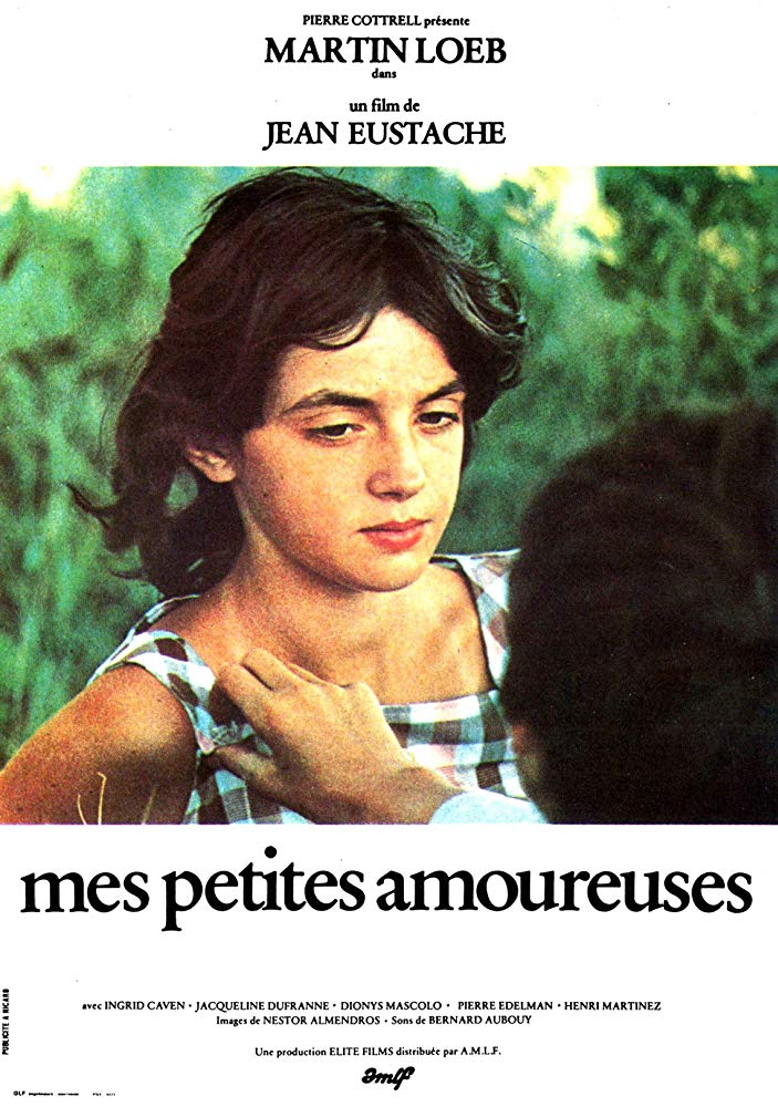 FREE ON YOUTUBE Mes petites amoureuses (1974) (Rating 8,3) DVD-