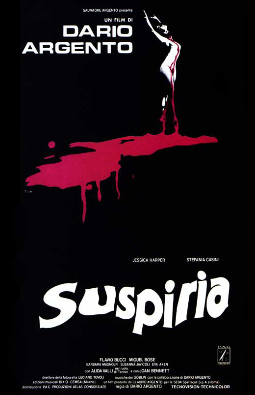 Suspiria (1977) (Rating 9,0) (OF) DVD606