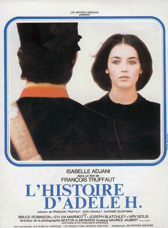 The Story of Adele H - Die Geschichte der Adele H. - L'histoire d'Adele H. (1975) (Rating 8,0) DVD630
