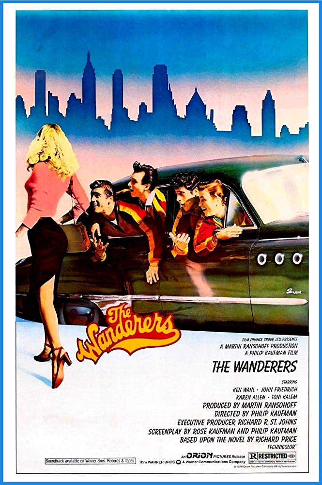 FREE ON YOUTUBE The wanderers (1979) (Rating 8,9) (OF) DVD6739