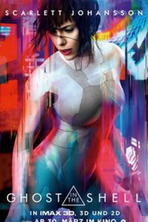 Ghost In The Shell (OmeU) DVD10.007