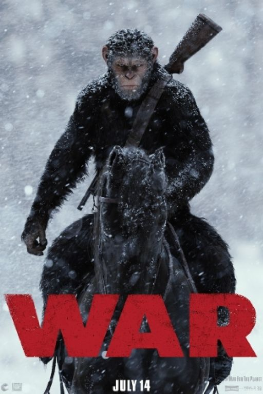 War For The Planet Of The Apes DVD10119  Image