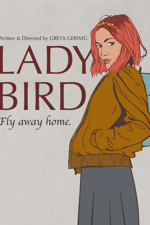 Lady Bird DVD10191 Image