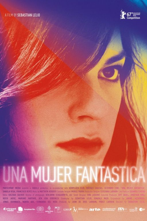 A Fantastic Woman DVD9905 Image