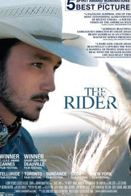 The Rider DVD10225 Image