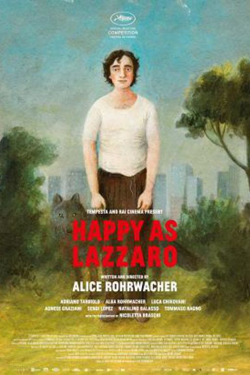 Happy As Lazzaro DVD10482 Image