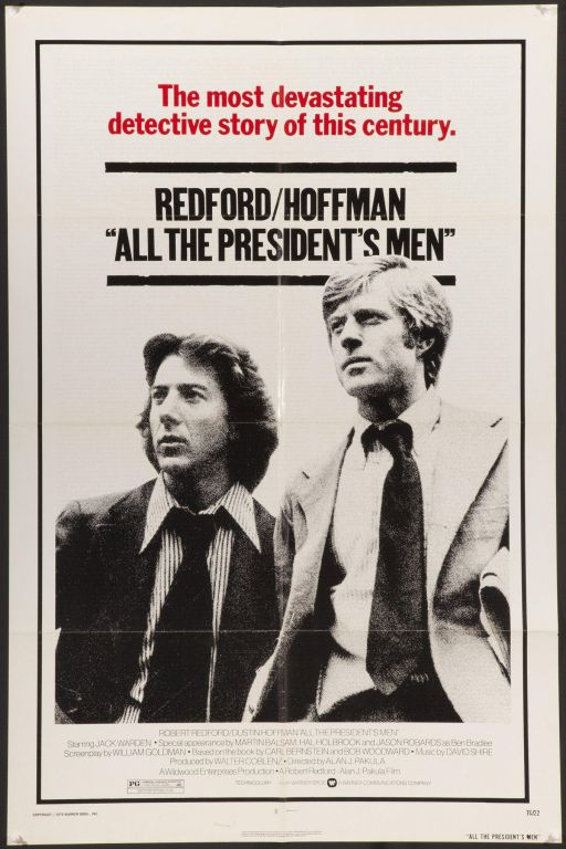All The President's Men DVD3471 Image