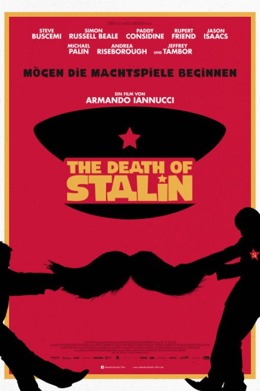 The Death Of Stalin DVD10209 Image
