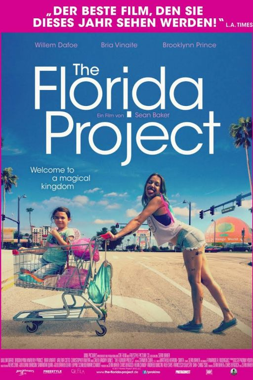 The Florida Project DVD10193 Image