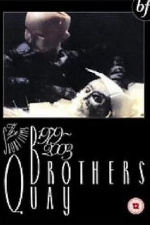 Street Of Crocodiles - Quay Brothers - The short films 1979 - 2003 (OF) DVD1719